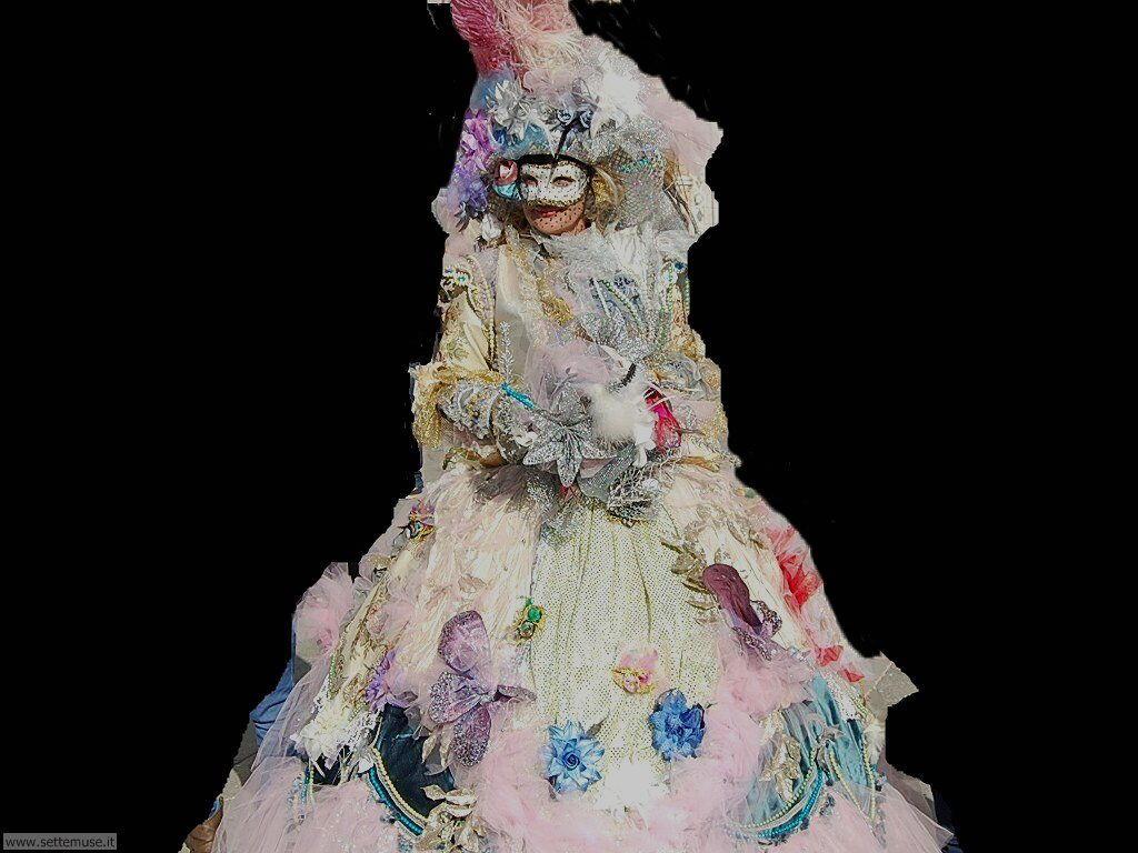 maschere carnevale a Venezia 027