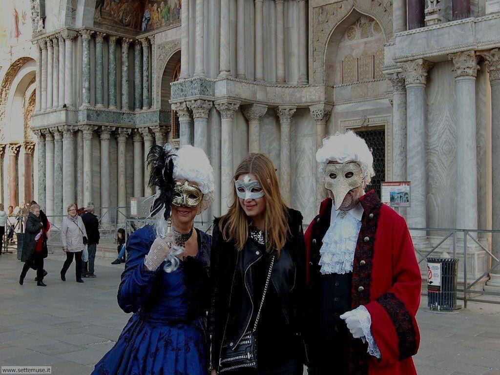 maschere carnevale a Venezia 029