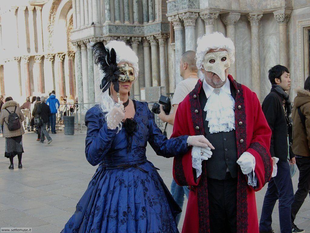maschere carnevale a Venezia 030