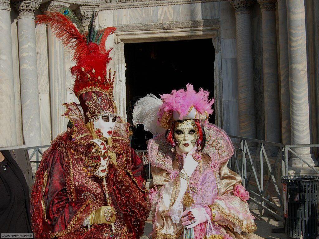 maschere carnevale a Venezia 033