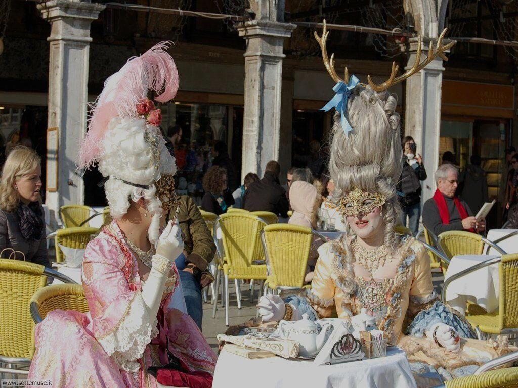 maschere carnevale a Venezia 035