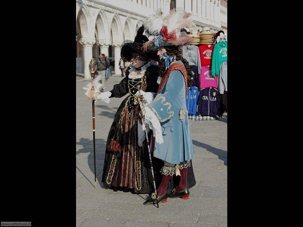 maschere carnevale a Venezia 046
