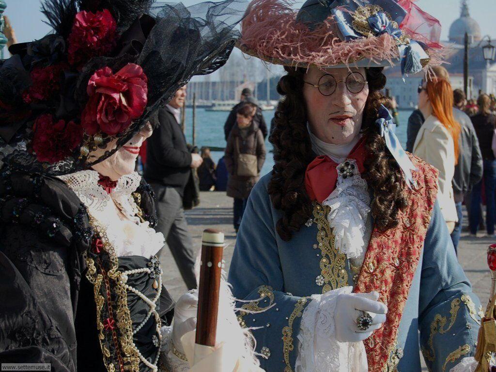 maschere carnevale a Venezia 047
