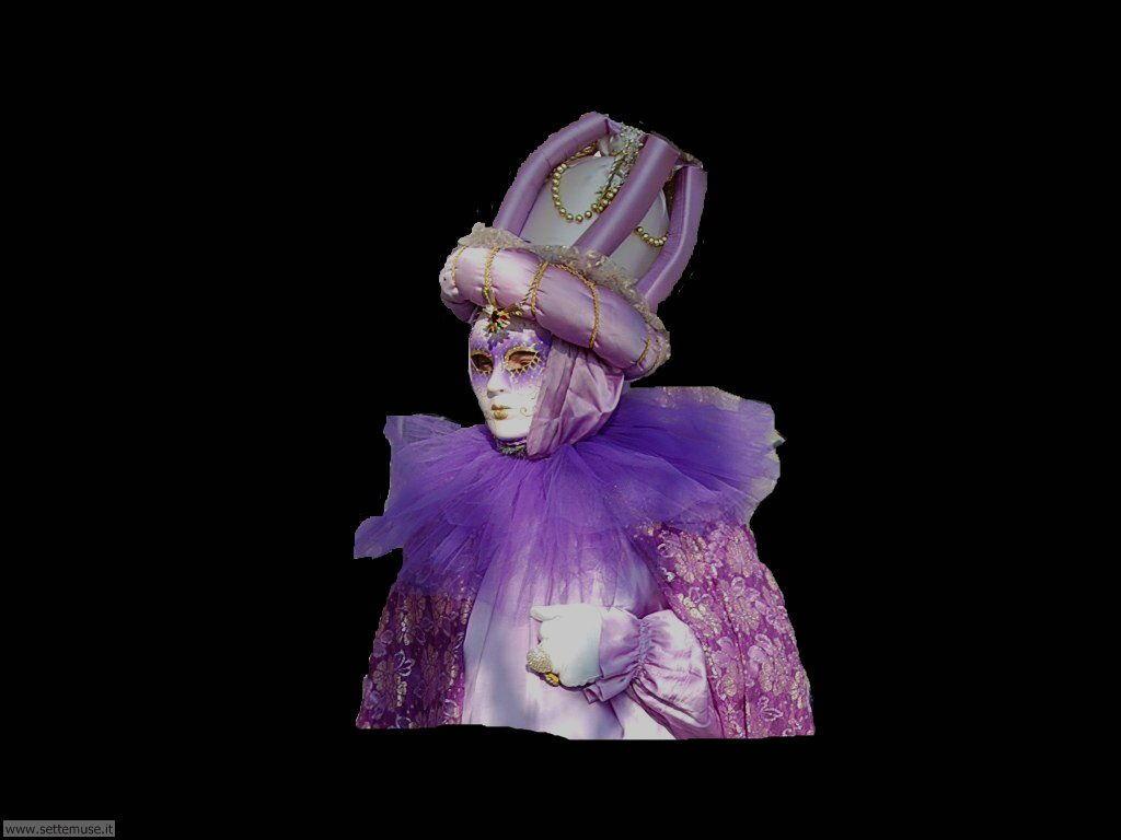 maschere carnevale a Venezia 048