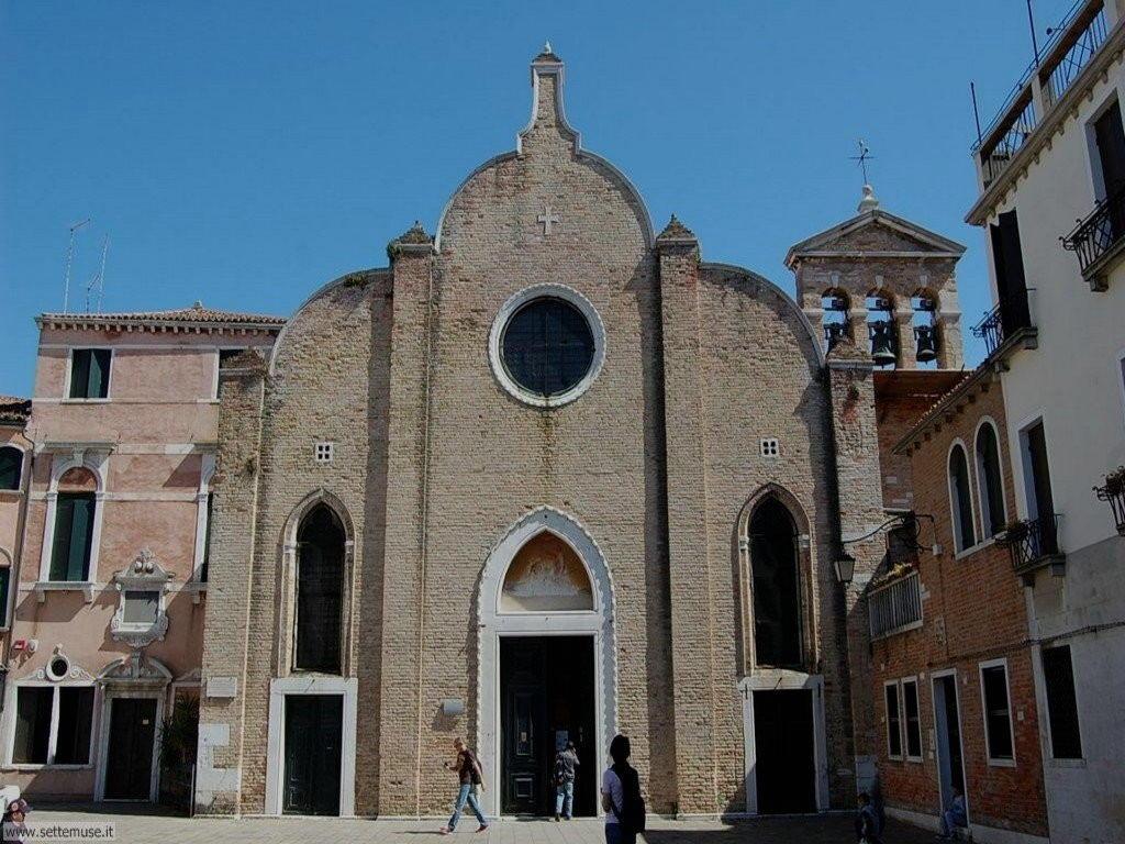 Chiesa san Giovanni in Bragora 118