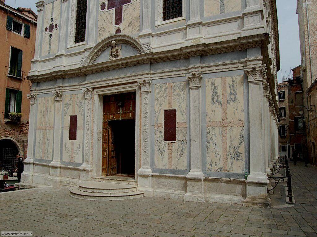 Chiesa santa Maria dei Miracoli 860