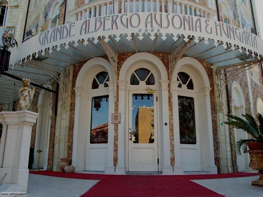 Hotel Ausonia e Hungaria 131