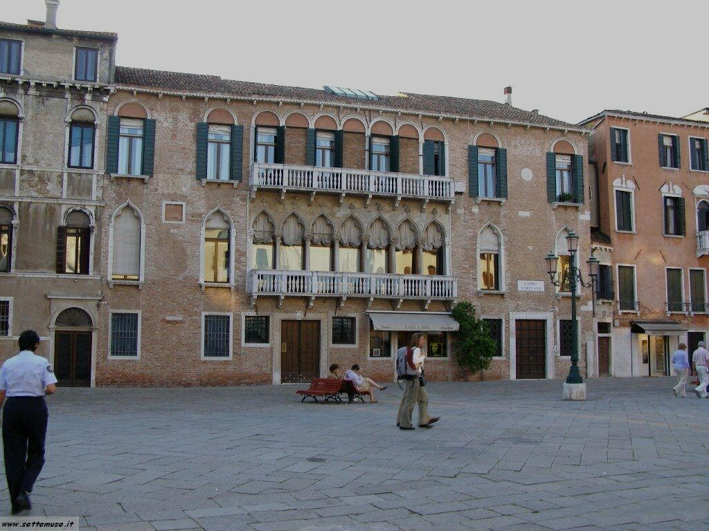 Campo santo Stefano 110