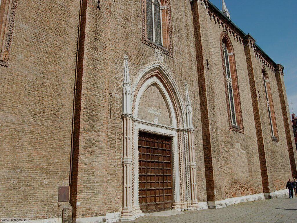 Chiesa s. m. Gloriosa dei Frari 700