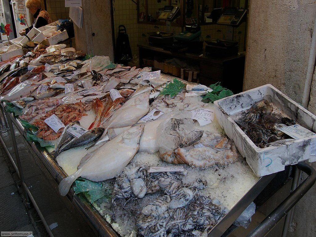 Banco del pesce in Rialto 734