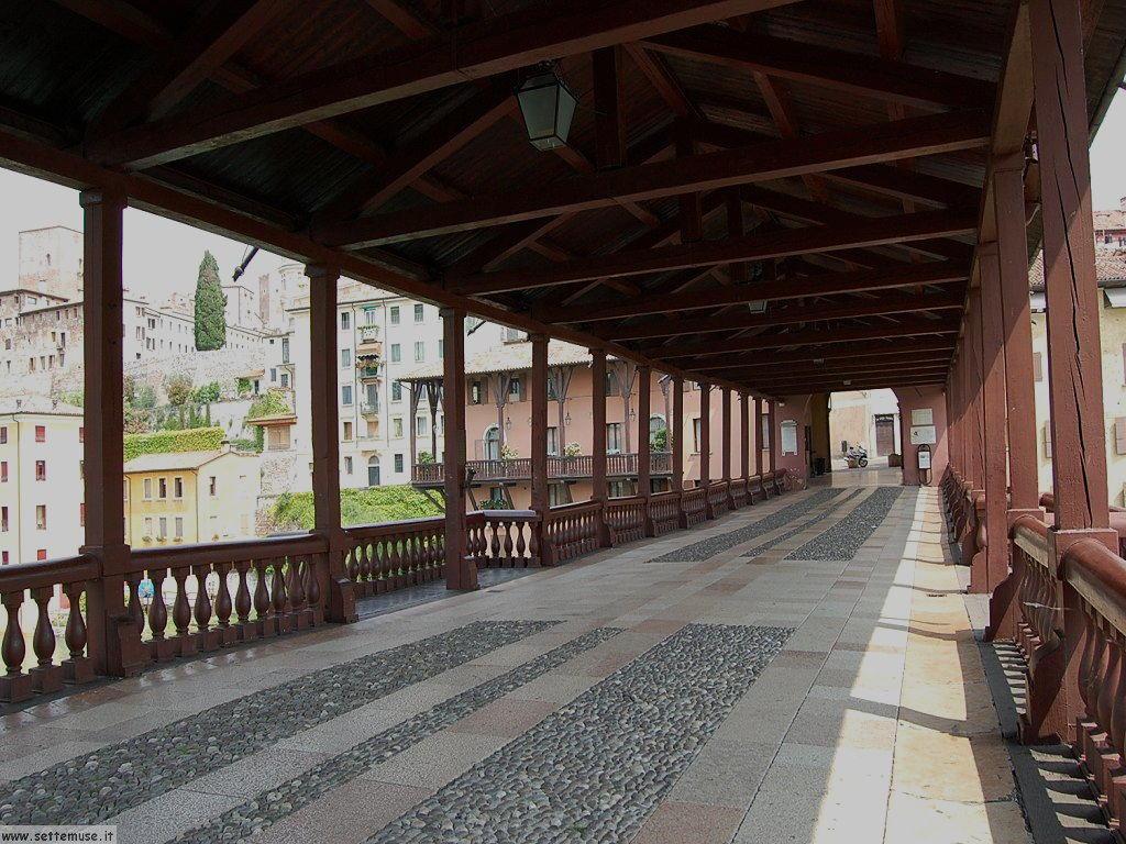 Il famoso ponte di Bassano