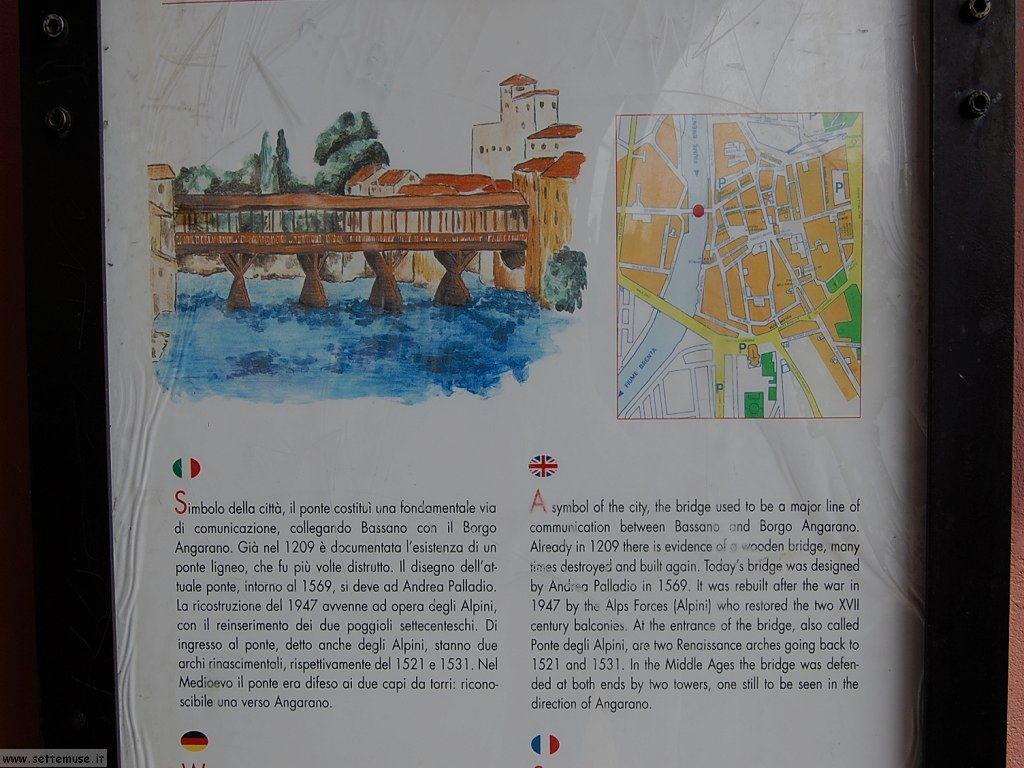 Storia del ponte di Bassano