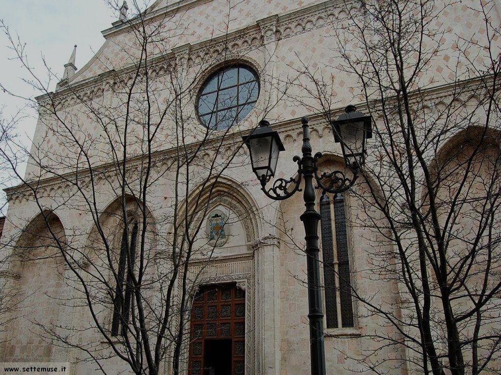 Vicenza - Facciata della Cattedrale