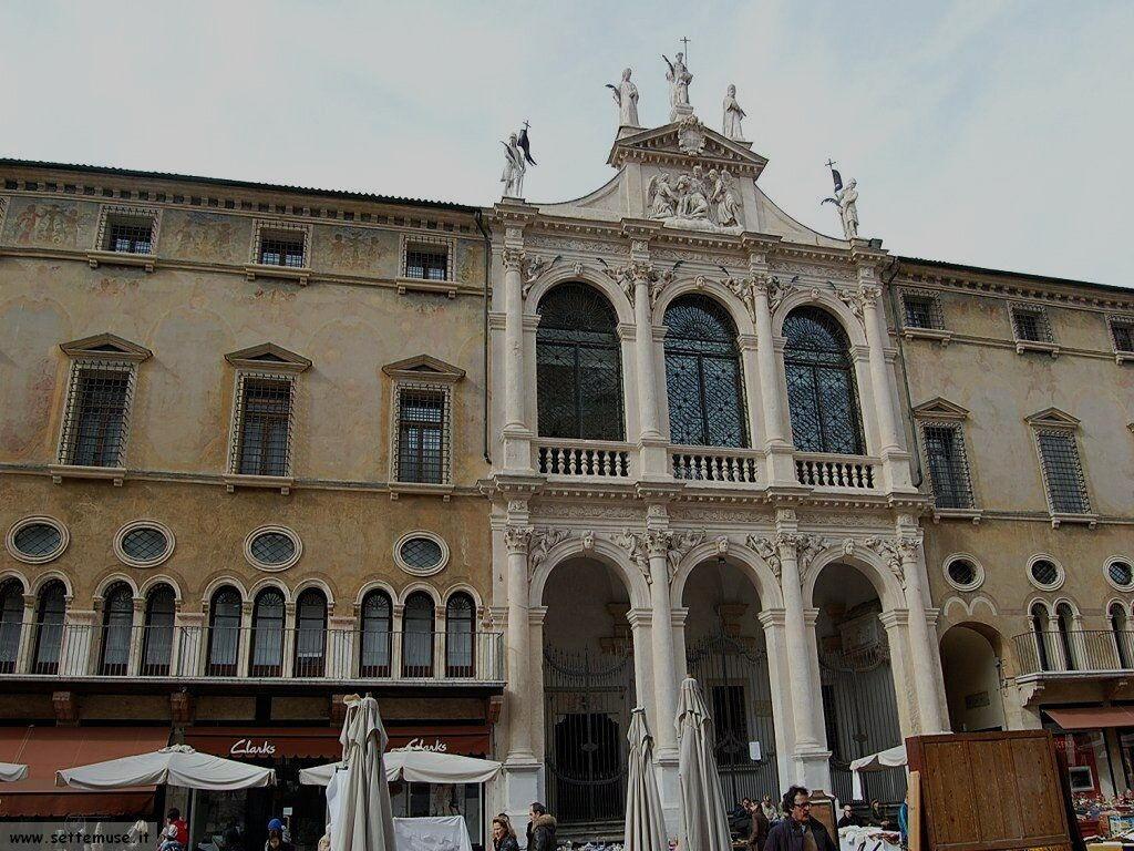 Vicenza - Piazza dei Signori