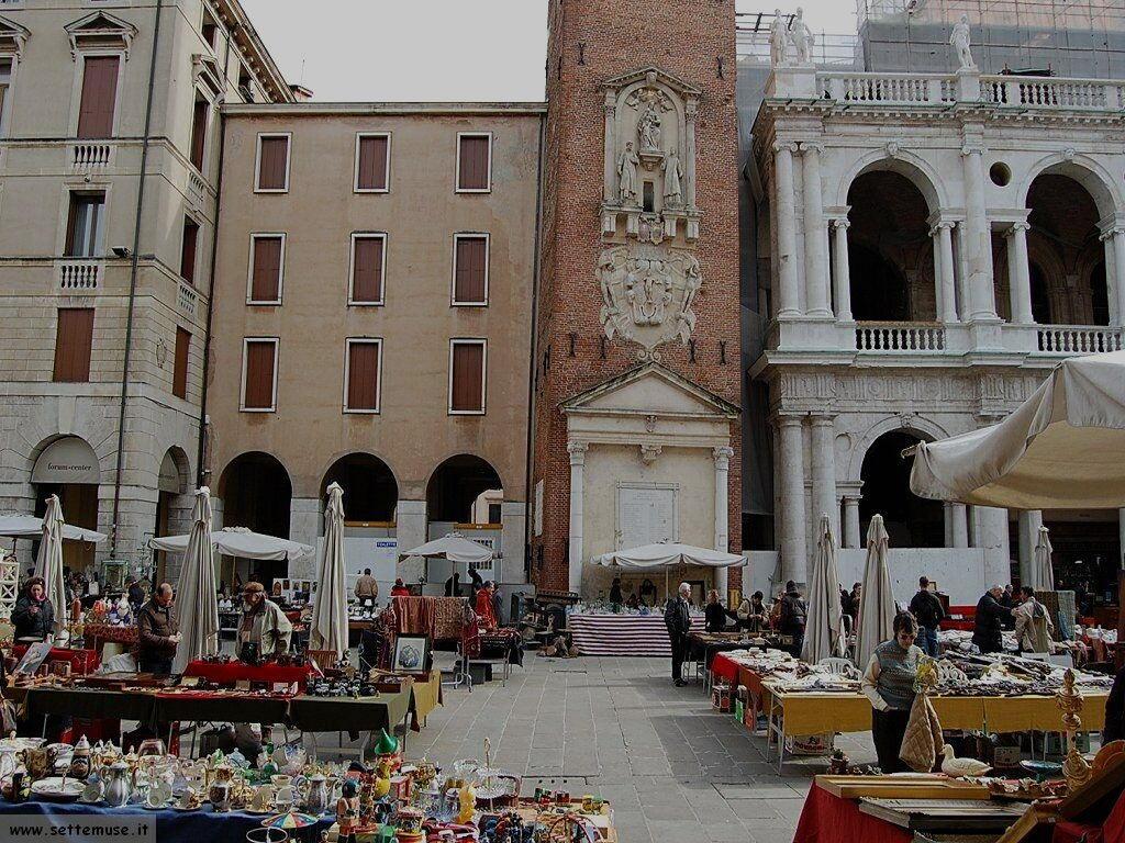 Vicenza Mercarino Antiquariato