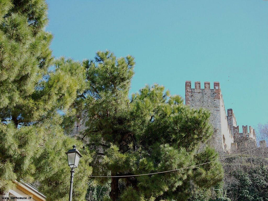 Passeggiata verso il Castello