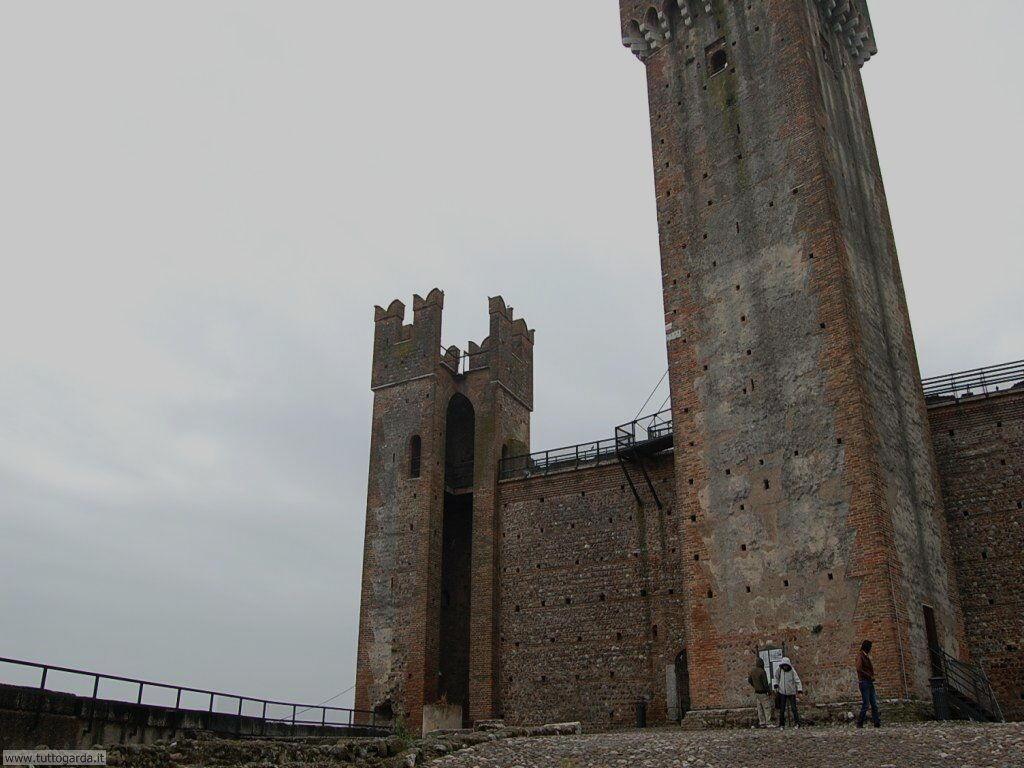 Valeggio sul Mincio, castello Scaligero 014