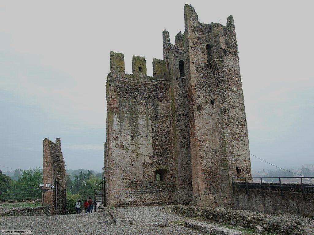 Valeggio sul Mincio, castello Scaligero 017