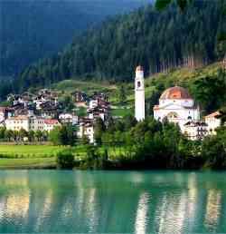 Auronzo di Cadore - Lago Santa Caterina