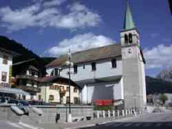 Auronzo di Cadore - Chiesa Parrocchiale