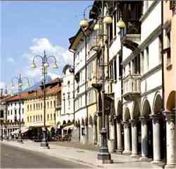Belluno - Piazza Martiri