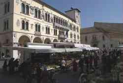 Belluno - Piazza del Mercato