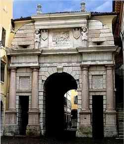 Belluno - Porta Dojona