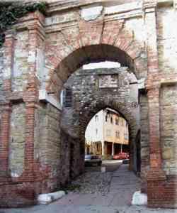 Belluno - Porta Rugo