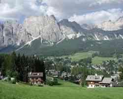 Cortina D'Ampezzo d'estate