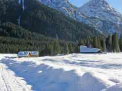 Inverno in Val Visdende