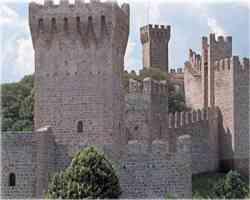 Este - Mura Castello d'Este
