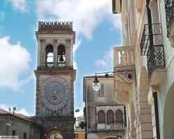 Este Torre dell'orologio