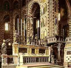 Basilica del Santo - Altare di Donatello