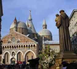 Padova - Processione del Santo