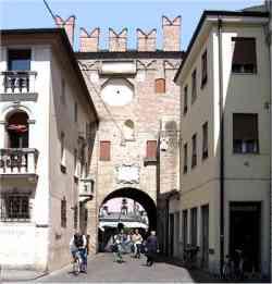 Rovigo - Porta san Bartolomeo