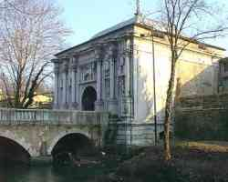Treviso - Porta San Tomaso