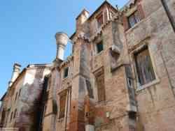 Chioggia - Antiche case