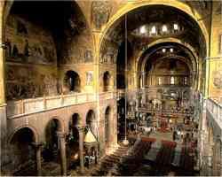 Mestre - Interno Duomo