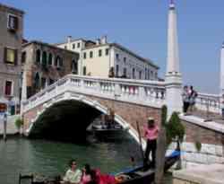 Venezia - Ponte delle Guglie