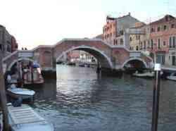 Venezia - Ponte dei tre Archi