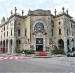 Venezia Lido - Piazza del Casinò