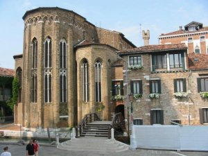 chiesa san gregorio venezia dorsoduro
