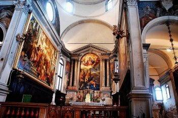 chiesa san sebastiano in venezia