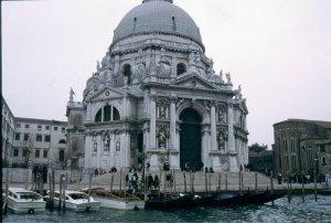 chiesa madonna della salute venezia
