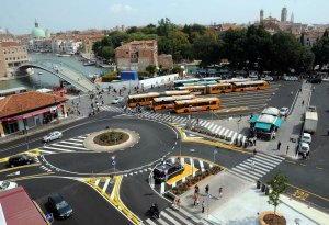 venezia nuovo piazzale roma