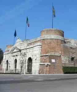 Verona - Porta Palio
