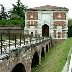 Verona - Porta San Zeno