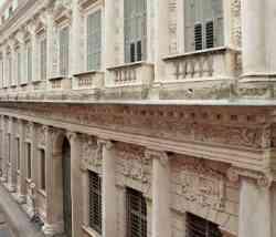Vicenza- Museo Palladiano Palazzo Barbaran da Porto