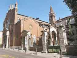 Vicenza - Tempio di Santa Croce