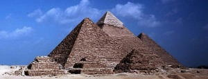 Piramidi di Cheope, Chefren e Micerino, Giza